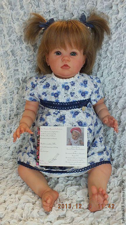 Куклы-младенцы и reborn ручной работы. Ярмарка Мастеров - ручная работа. Купить Кукла реборн.. Handmade. Бежевый, кукла, комфорель