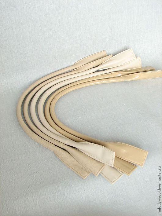Другие виды рукоделия ручной работы. Ярмарка Мастеров - ручная работа. Купить Ручки для сумок пришивные. Handmade. Бежевый, пришивные