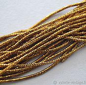 Материалы для творчества handmade. Livemaster - original item Truncal was the color of copper. Handmade.
