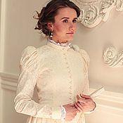Одежда handmade. Livemaster - original item Stylized dress in the style of the Edwardian era