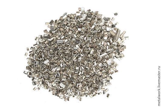 Другие виды рукоделия ручной работы. Ярмарка Мастеров - ручная работа. Купить Припой серебряный в чипсах средний. Handmade. Серебряный