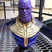 Для дома и интерьера handmade. Livemaster - original item Thanos the Avengers. Handmade.