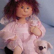Куклы и игрушки ручной работы. Ярмарка Мастеров - ручная работа Ангел  розовый. Handmade.