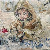 Картины и панно handmade. Livemaster - original item The painting