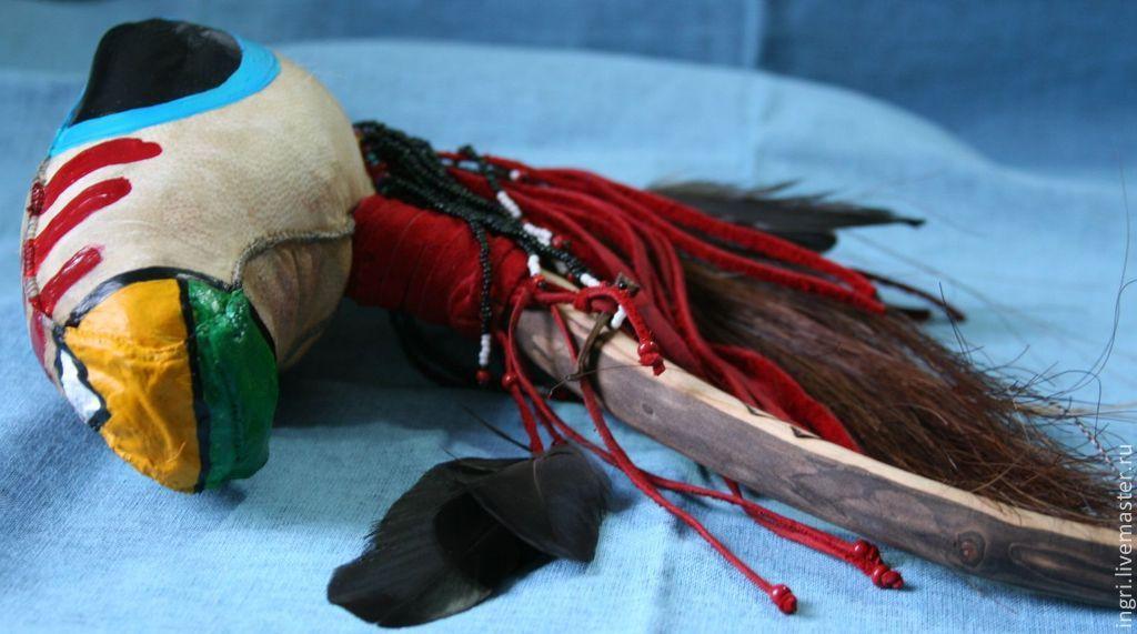 Погремушка шамана