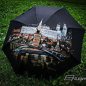 Аксессуары handmade. Livemaster - original item Umbrella