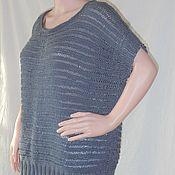 Одежда handmade. Livemaster - original item Cotton sweater. Handmade.