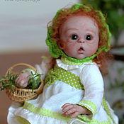 Куклы и игрушки ручной работы. Ярмарка Мастеров - ручная работа моя маленькая Офелька .... Handmade.