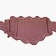 """Шаль связана на спицах из отечественной пряжи, в составе которой:  50% альпака и 50% шерсть """"меринос""""."""