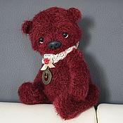 """Мягкие игрушки ручной работы. Ярмарка Мастеров - ручная работа Вязаный медвежонок """"Тайми"""". Handmade."""