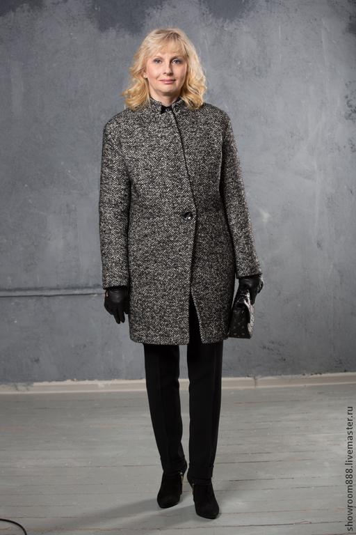 Купить пальто из кашемира - 3d3