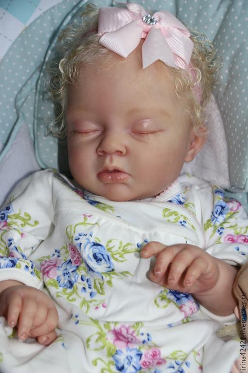 Baby Dolls & Reborn Toys handmade. Livemaster - handmade. Buy Doll reborn Ariella.Reborn, doll interior, ariella