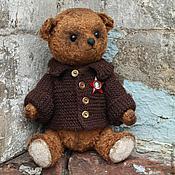 """Куклы и игрушки ручной работы. Ярмарка Мастеров - ручная работа Авторский медведь Тедди. """"Октябренок"""".. Handmade."""