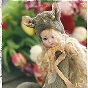 Куклы и игрушки ручной работы. Ярмарка Мастеров - ручная работа Бэмби. Handmade.