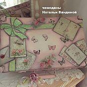 Для дома и интерьера handmade. Livemaster - original item A suitcase with a woman`s secrets. Handmade.