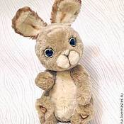 Куклы и игрушки ручной работы. Ярмарка Мастеров - ручная работа Зайка-тедди Урфин. Handmade.