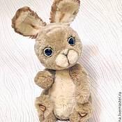 Куклы и игрушки handmade. Livemaster - original item Bunny- Teddy Urfin. Handmade.