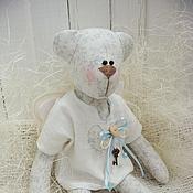 Куклы и игрушки ручной работы. Ярмарка Мастеров - ручная работа Мишки,  ангелы-хранители дома.. Handmade.