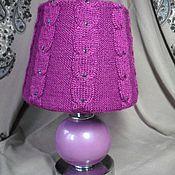 """Для дома и интерьера ручной работы. Ярмарка Мастеров - ручная работа Лампа """"Виолетта"""" !. Handmade."""
