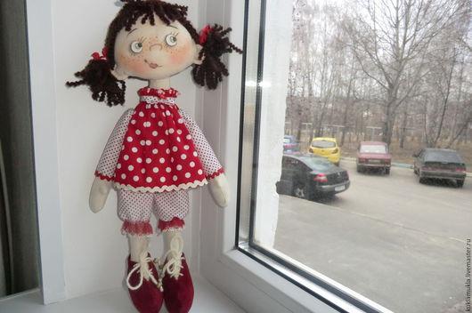 Коллекционные куклы ручной работы. Ярмарка Мастеров - ручная работа. Купить Кукла Стешка - кукла текстильная, кукла ручной работы, кукла авторская. Handmade.