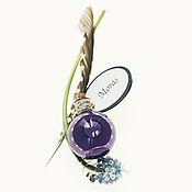 Косметика ручной работы handmade. Livemaster - original item BlackBerry perfume / Moras / No. №37 13 ml. Handmade.