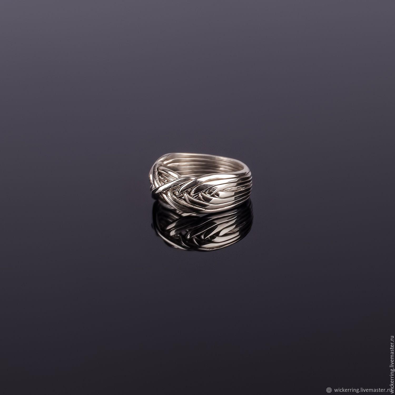 Серебряное кольцо  BL_3.1.16