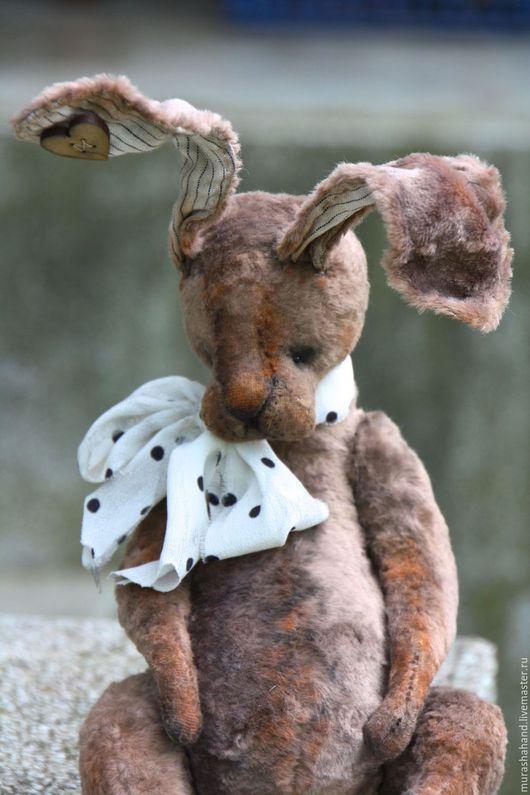 Мишки Тедди ручной работы. Ярмарка Мастеров - ручная работа. Купить Лилу  30 см во весь рост  без ушек (мишки тедди). Handmade.
