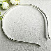 Материалы для творчества handmade. Livemaster - original item Bezel metal base 6 mm (art. 1318). Handmade.