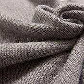 Одежда ручной работы. Ярмарка Мастеров - ручная работа Сиреневый пуловер. Handmade.