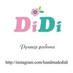 DiDi - Ярмарка Мастеров - ручная работа, handmade