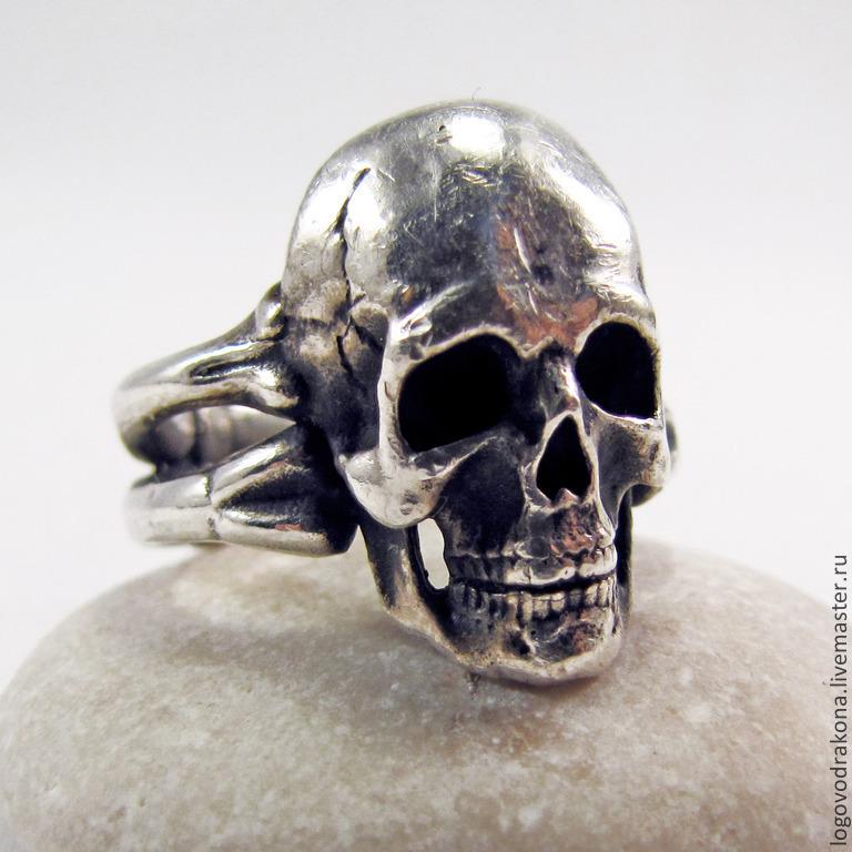 12. Браслет из серебра С Головами Крокодила.