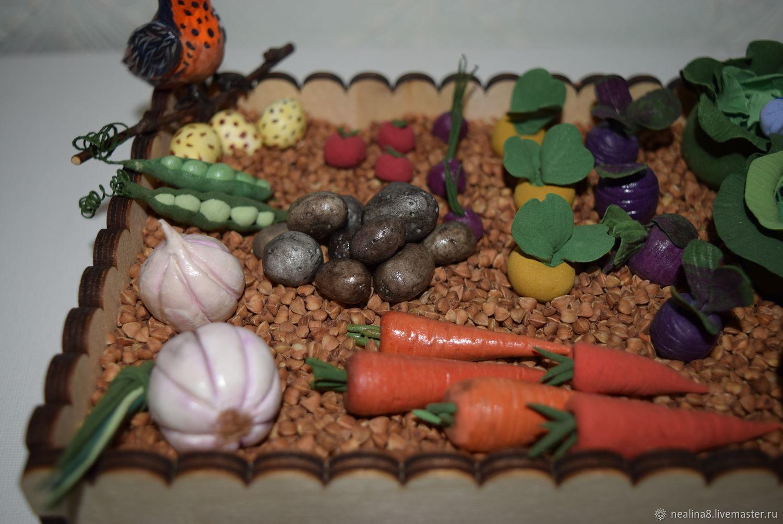 Огород, Миниатюрные игрушки, Зеленоград, Фото №1
