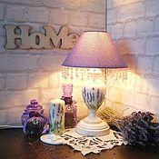 """Для дома и интерьера ручной работы. Ярмарка Мастеров - ручная работа Лампа """"Прованс"""". Handmade."""