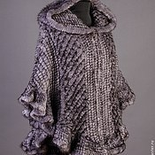 Одежда handmade. Livemaster - original item Jacket mink