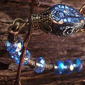 Украшения handmade. Livemaster - original item Charm bracelet