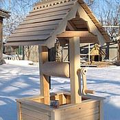 Для дома и интерьера ручной работы. Ярмарка Мастеров - ручная работа Колодец декоративный. Handmade.