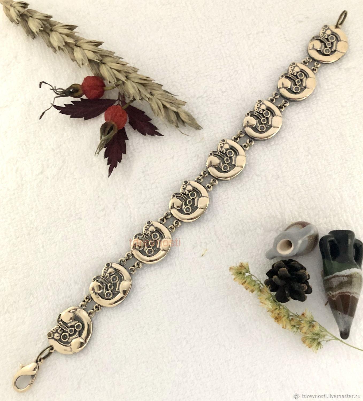 Bracelet Panther, Bead bracelet, Novosibirsk,  Фото №1