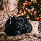 Сумки и аксессуары handmade. Livemaster - original item Bag made of natural rabbit fur