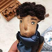Куклы и игрушки ручной работы. Ярмарка Мастеров - ручная работа Бенедикт Камбербэтч, портретная кукла. Handmade.