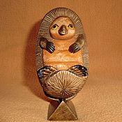 Для дома и интерьера handmade. Livemaster - original item australian echidna wood carving. Handmade.
