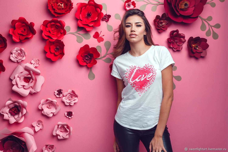 T-Shirt Love, T-shirts, Stavropol,  Фото №1
