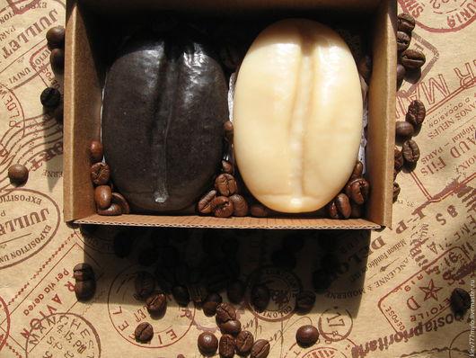 Мыло ручной работы. Ярмарка Мастеров - ручная работа. Купить Кофе со сливками. Handmade. Коричневый, мыло в подарок