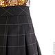 Юбки ручной работы. Длинная юбка в пол из элитной шерсти. LADY SHRI (ОЛЬГА). Ярмарка Мастеров. Длинная юбка шерсть