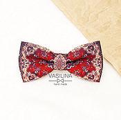 Аксессуары handmade. Livemaster - original item Bow tie Carpet. Handmade.