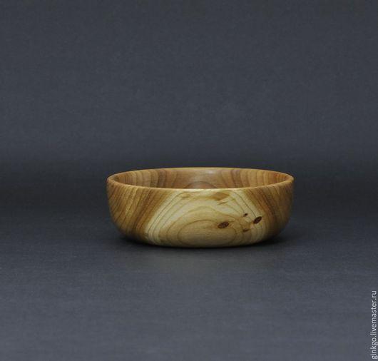 Пиалы ручной работы. Ярмарка Мастеров - ручная работа. Купить Чашечка из дерева. Вишня.. Handmade. Коричневый, дерево