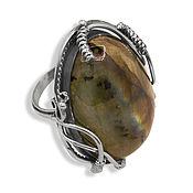 "Украшения handmade. Livemaster - original item Silver ring ""Labradorite"". Handmade."