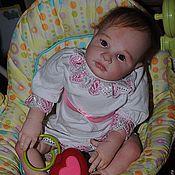 Куклы и игрушки handmade. Livemaster - original item Reborn doll Nicole. Handmade.