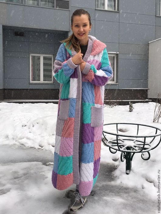 Кардиган с капюшоном женский длинный от Shapar , брнедна вязаной одежды для девушек и женщин. Женские кардиганы, магазин кардиганов, купить кардиган, вязаный кардиган, длинный комбинированный кардиган