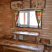 Для дома и интерьера ручной работы. Ярмарка Мастеров - ручная работа мебель для бани. Handmade.
