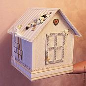 Свадебный салон ручной работы. Ярмарка Мастеров - ручная работа Домик-казна  (арт. 0003). Handmade.